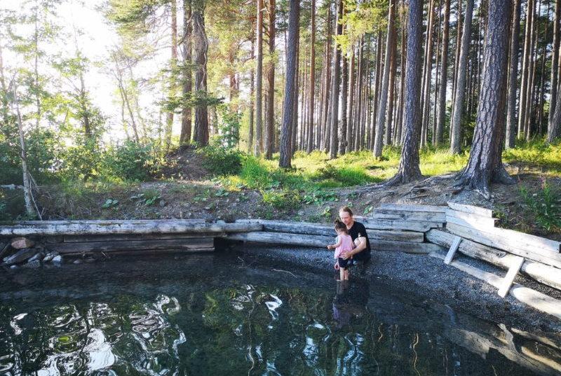 Озеро Lockne